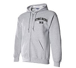 Stone Bridge Cross Country Full Zip Hooded Sweatshirt